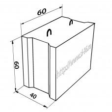 Фундаментные блоки (ФБС) 6-4-6
