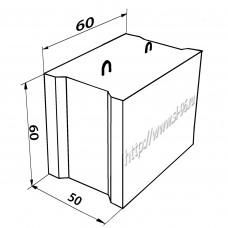 Фундаментные блоки (ФБС) 6-5-6