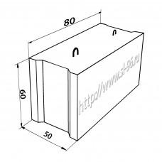 Фундаментные блоки (ФБС) 8-5-6