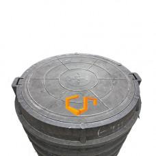 Люк полимер-песчаный 6 тн.