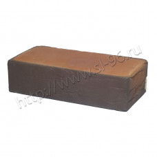 Кирпич облицовочный керамический Флэш одинарный полнотелый гладкий Пятый элемент