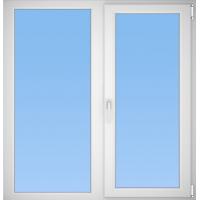 Окно пластиковое Proplex 1280*1320