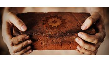 Изучаем кирпич ручного изготовления (формовки)