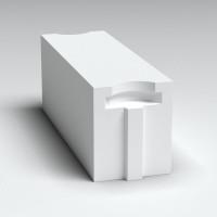 Газобетонный блок СИБИТ стеновой D500 ширина 200