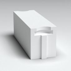 Газобетонный блок ПОРЕВИТ стеновой D500 - ширина 200 мм