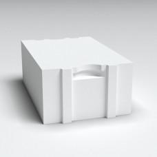 Газобетонный блок ПОРЕВИТ стеновой D500 - ширина 400 мм
