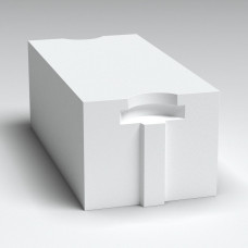Газобетонный блок СИБИТ стеновой D600 - ширина 300 мм