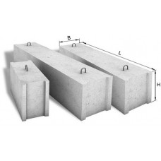 Фундаментные блоки (ФБС) 12-5-6