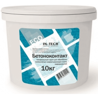 Бетоноконтакт (супергрунт) IN-TECK ECO