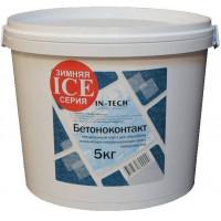 Бетоноконтакт морозостойкий IN-TECK ICE 10 кг.