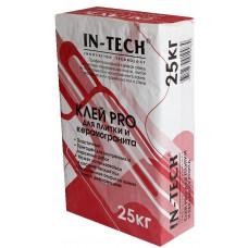 Клей для керамогранита IN-TECK PRO 5 кг