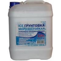 Морозостойкая грунтовка концентрат IN-TECK ICE 5 кг