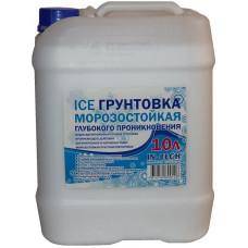 Грунтовка морозостойкая глубокого проникновения IN-TECK ICE 5 кг