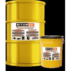 Мастика изоляционная битумно-резиновая МБР-Х 65,75,90,100 18кг
