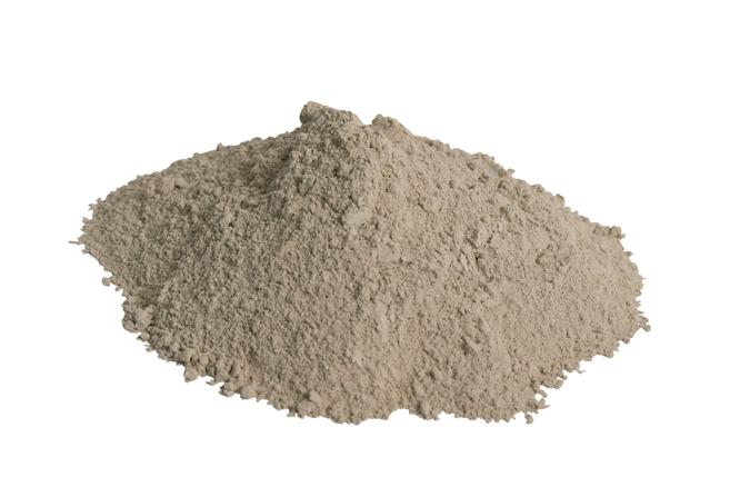 шамотная глина для обмазки печи
